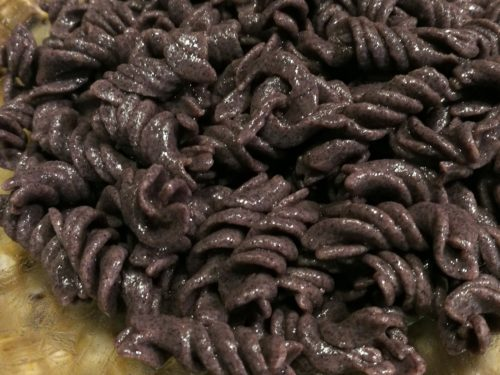 Trader Joe's cooked black bean rotini